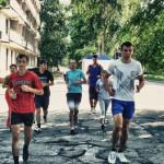 Состоялась «Приднестровская пробежка» в Тирасполе (10.06.2012)