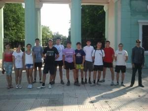 15.07.2012 состоялась Приднестровская пробежка