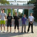 Приднестровская пробежка 29.04.2012 + Видео