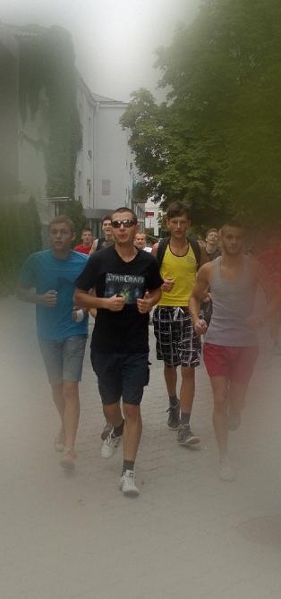 Виталий Цуркан - Про Приднестровскую пробежку (29.07.2012)