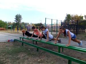 Приднестровская пробежка - Наши девушки