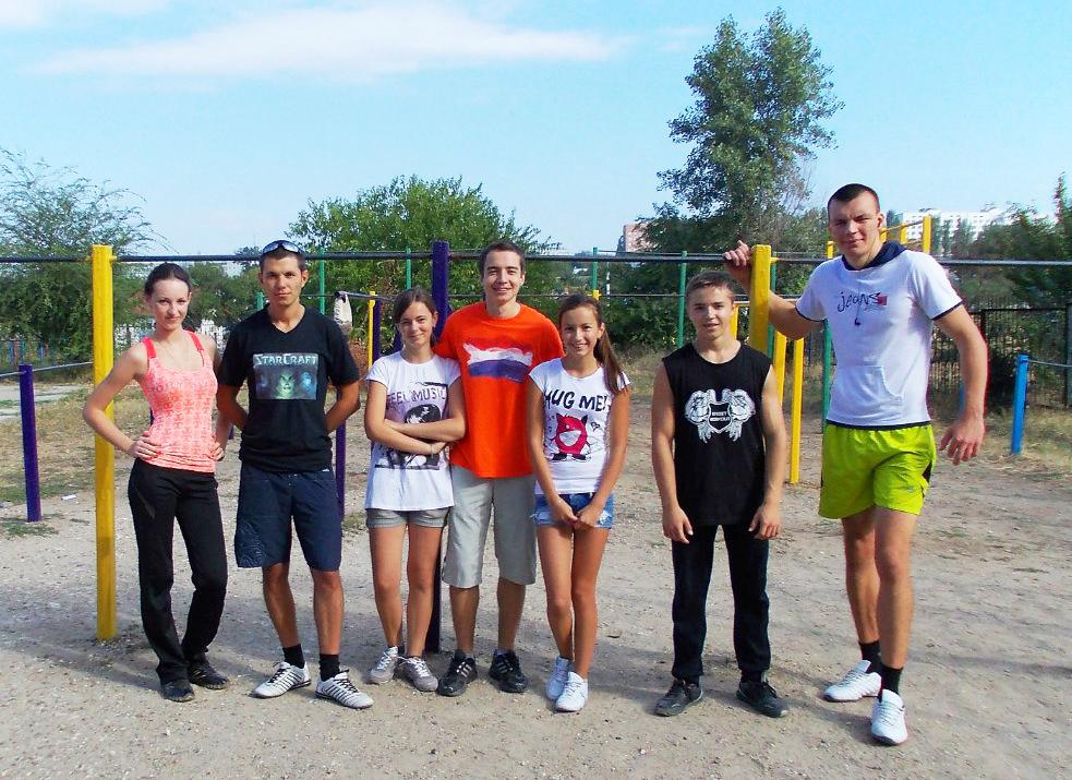 Постоянные участники Приднестровской пробежки