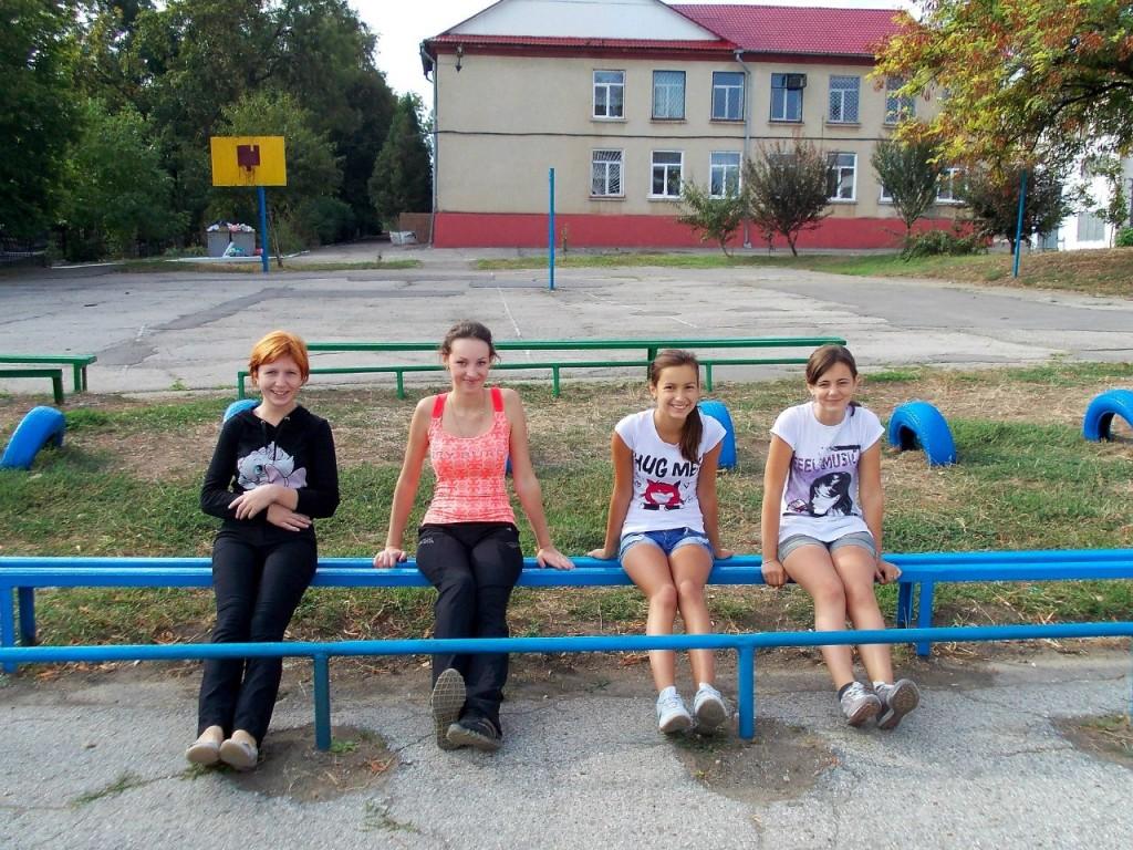 Приднестровская пробежка - Наши девчата