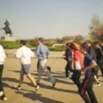 21.10.2012 состоялась Приднестровская пробежка