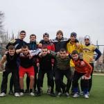 23.02 состоялась футбольная встреча №11