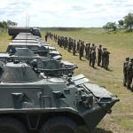 Учения миротворцев проходят в Приднестровье