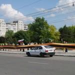 Акция «Георгиевская ленточка» в Приднестровье