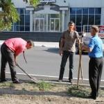 В Приднестровье проходит субботник