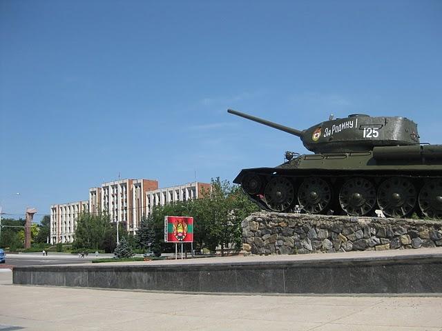 Tiraspol-tank