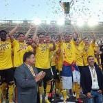 ФК «Тирасполь» стал чемпионом Молдовы 2012-2013