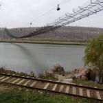 Приднестровье и Молдова договорились о демонтаже канатной дороги между Резиной и Рыбницей
