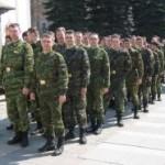 Приднестровская армия пополнилась призывниками