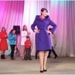 Нина Штански вышла на подиум