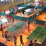 В Приднестровье проходят международные сборы по настольному теннису
