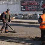 Городские власти недовольны качеством ремонтных работ на дорогах Тирасполя