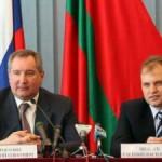 Президент ПМР Евгений Шевчук обсудил с Дмитрием Рогозиным текущую ситуацию в регионе
