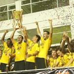 Футбольный клуб «Шериф» прошел в третий круг Лиги чемпионов