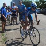 Открытый чемпионат Приднестровья по велоспорту состоялся в Дубоссарах