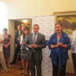 Выставка молдавских и приднестровских художников открылась в Тирасполе