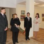 В Приднестровье открылась художественная выставка