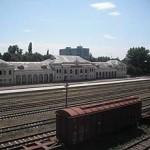 В Приднестровье увеличен объем грузоперевозок по железной дороге