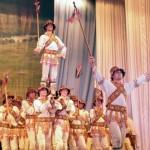 Фестиваль молдавского танца проходит в Приднестровье