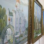 В Тирасполе начала работу художественная выставка «Покровский вернисаж»