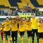 ФК «Шериф» сыграл вничью с норвежским «Тромсе»