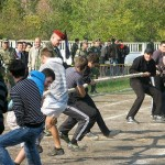 Дубоссарская молодежь приобщается к спорту