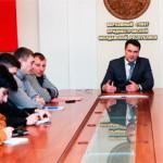 Приднестровский парламент посетят школьники