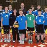 Молдавский волейбольный чемпионат выиграла команда из Дубоссар