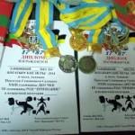 «Богатырские игры-2014» прошли в Дубоссарах