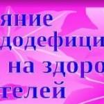 В Приднестровье прошла конференция на тему лечения йододефицита