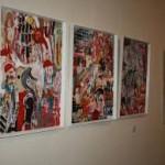 В Тирасполе проходит выставка Олега Герасименко