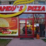 Кафе Andys pizza