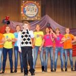 В Дубоссарах прошел фестиваль детского вокального творчества