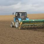 Аграрии Каменского района раньше обычного начали полевые работы