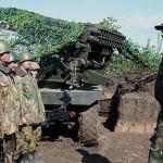 В ПМР прошли плановые артиллерийские учения