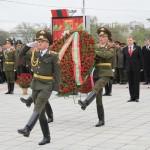 Сегодня Тирасполь празднует 70-летие освобождения города от немецко-фашистких захватчиков