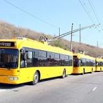 В начале мая в Бендерах появятся новые троллейбусы