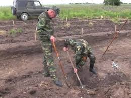 В Тирасполе обнаружили 7 немецких мин