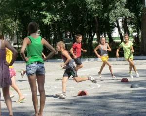 «Олимпиец» готовится к открытию летнего сезона