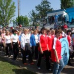 В Рыбнице проходят мероприятия посвященные открытию летнего спортивного сезона