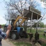 В Слободзейском районе заменят дорожные знаки