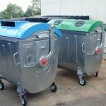 В Бендерах установили новые мусорные контейнеры