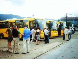 Начиная с июля водители обязаны информировать пассажиров о порядке льготного проезда