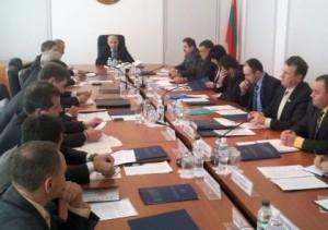 В Приднестровье обсудили подготовку предприятий к осенне-зимнему периоду
