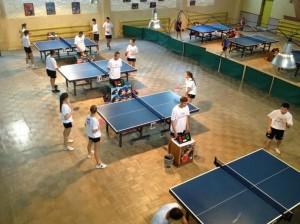 Олимпийский день прошел в школе настольного тенниса Дубоссары
