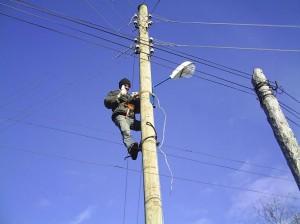 В Дубоссарах отремонтируют уличное освещение
