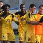 Футбольный клуб «Шериф» обыграл команду «Сутьеска»